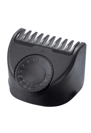 Remington Set de tuns barba  The Crafter , Acumulator, 0.4-35 mm, Pelerina, Foarfeca, Negru Barbati