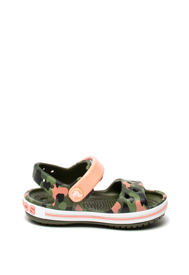 Crocs Sandale relaxed fit cu model camuflaj Fete