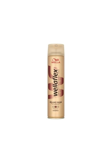 Wella Fixativ  Wellaflex Brilliant Colours pentru fixare medie, 250 ml Femei