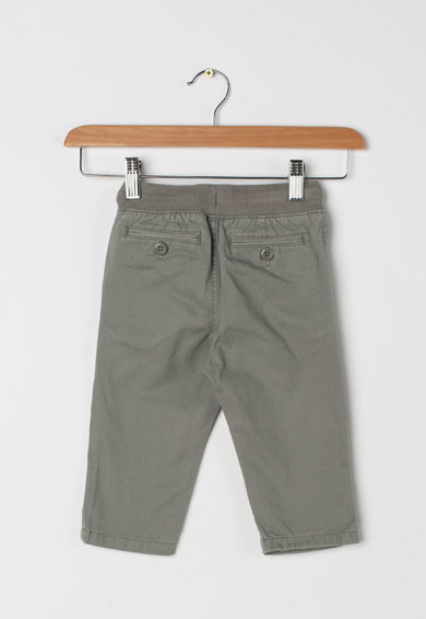 GAP Pantaloni drepti cu talie elastica Baieti