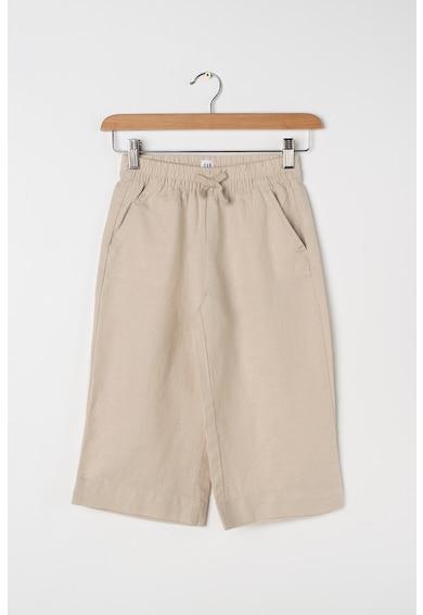 GAP Pantaloni din amestec de in cu snur Fete