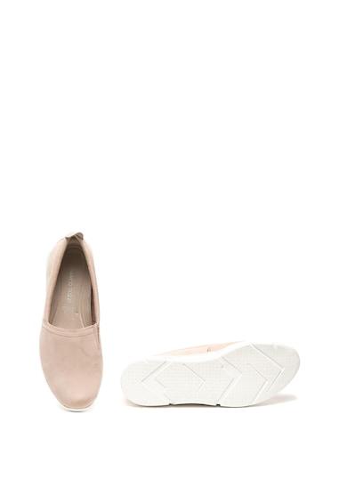 Marco Tozzi Pantofi casual de piele nabuc Femei