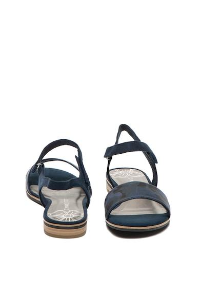 Marco Tozzi Sandale cu velcro si imprimeu camuflaj Femei
