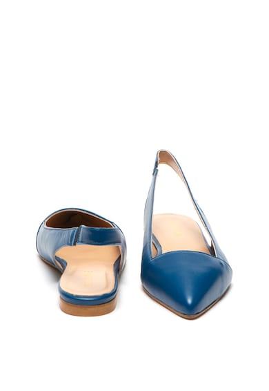 Zee Lane Pantofi slingback de piele, cu varf ascutit Flory Femei