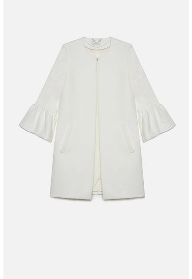 Motivi Könnyű kabát fodros ujjakkal női