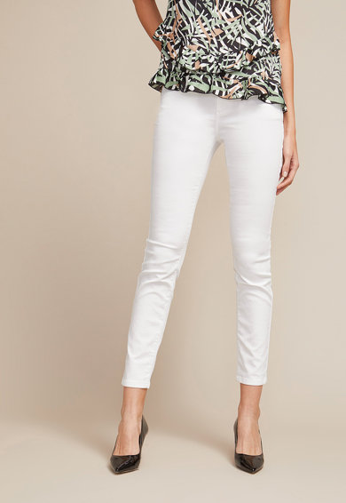 Oltre Pantaloni trei sferturi skinny fit Femei