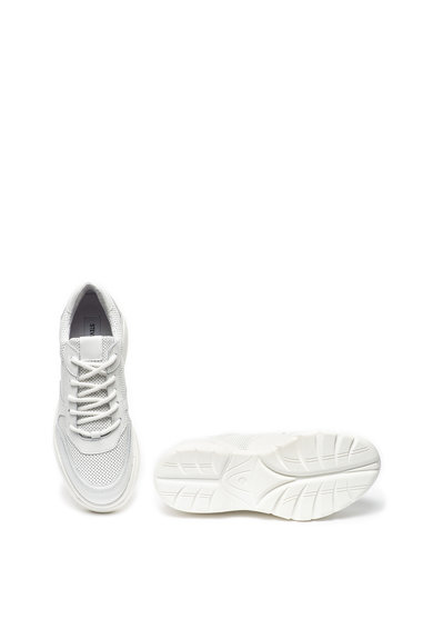 Steve Madden Pantofi sport flatform de piele Girla Femei