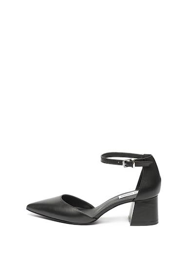 Steve Madden Pantofi d'Orsay de piele Mortina Femei