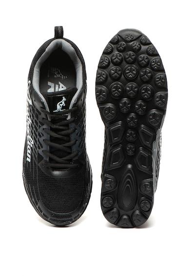 Australian Pantofi sport de plasa cu imprimeu logo Barbati