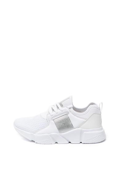 Australian Könnyű súlyú sneaker fémes hatású részletekkel női