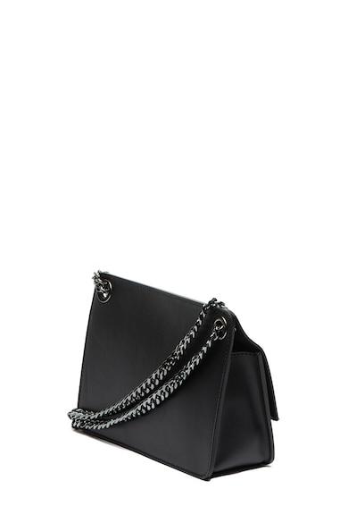 Antonia Moretti Кожена чанта с двулицева верижка Жени