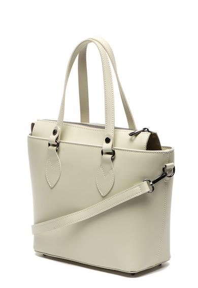 Antonia Moretti Tote fazonú táska levehető pánttal női