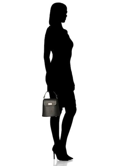Chiara Canotti Geanta de piele cu bareta de umar Femei