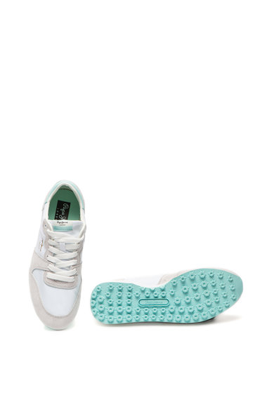 Pepe Jeans London Спортни обувки Bimba с велур Жени