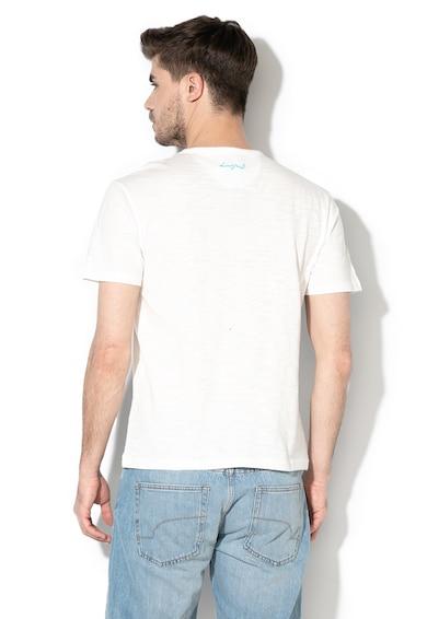 DESIGUAL Tricou cu imprimeu Benedikt Barbati