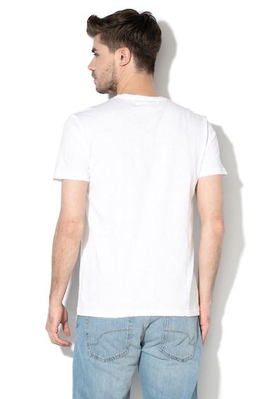 DESIGUAL Sufjan mintás póló férfi