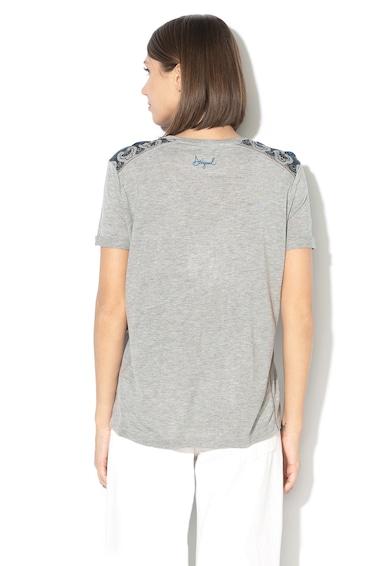 DESIGUAL Tricou cu imprimeu cu mandala Bristol Femei