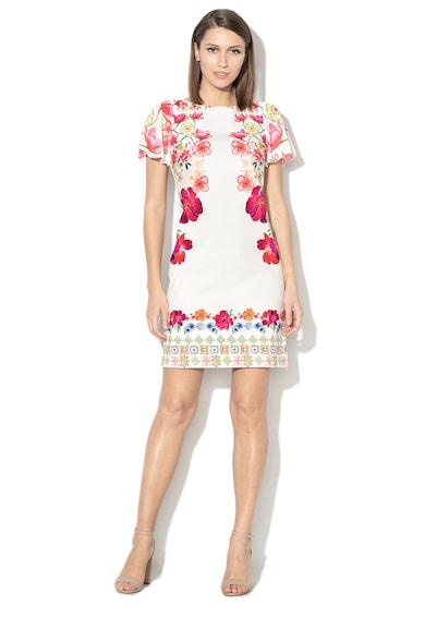 DESIGUAL Clio virágmintás ruha női
