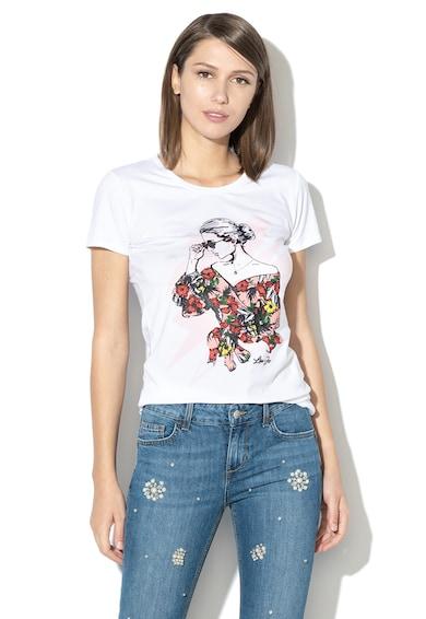 Liu Jo Mintás póló női