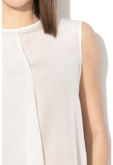 Max&Co Bluza din material vaporos, fara maneci Femei