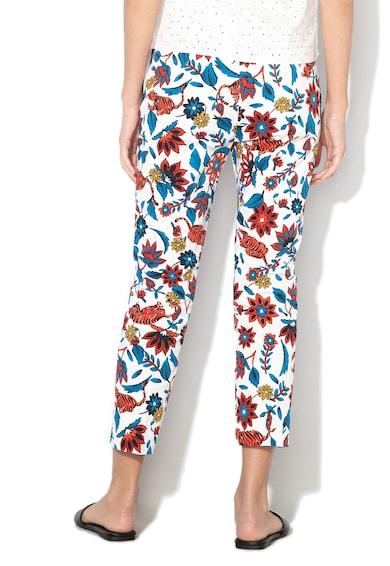 Max&Co Pantaloni crop cu pensa Debbie Femei