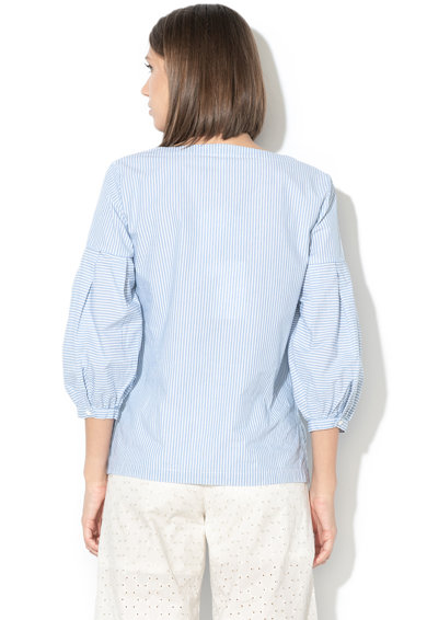 Max&Co Раирана блуза Dietista с бухнали ръкави Жени