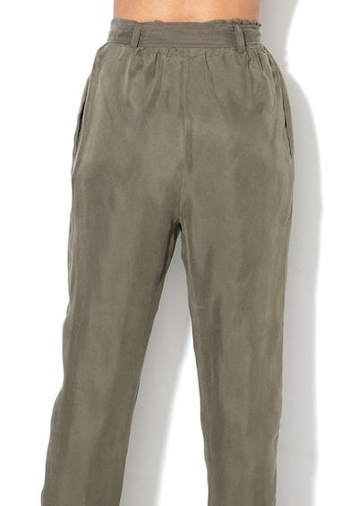 Max&Co Pantaloni conici cu talie inalta Dino Femei