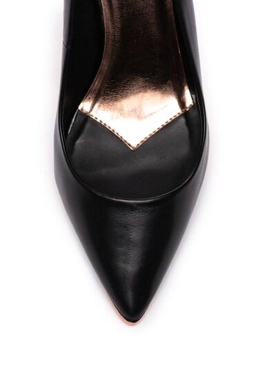 Ted Baker Pantofi de piele cu varf ascutit Eriin Femei