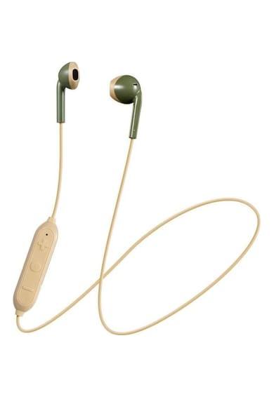 JVC Casti Audio In Ear  , Wireless, Bluetooth, Microfon, Autonomie 6.5 ore, Verde Femei