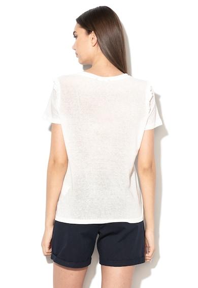 Vero Moda Tricou din amestec de in Rosanne Femei