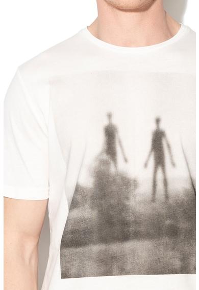 Only & sons Tricou elastic cu imprimeu foto Aban Barbati