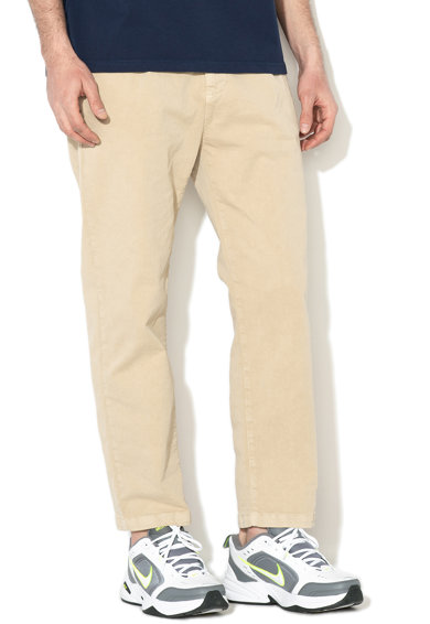 United Colors of Benetton Pantaloni chino de bumbac organic Barbati