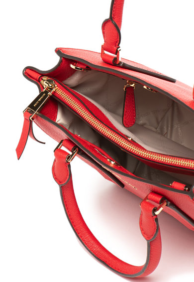 Michael Kors Малка кожена чанта Alessa Жени