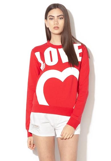 Love Moschino Pulóver logómintával női