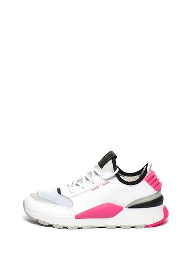 Puma Pantofi sport unisex de piele ecologica RS-0 Sound Femei