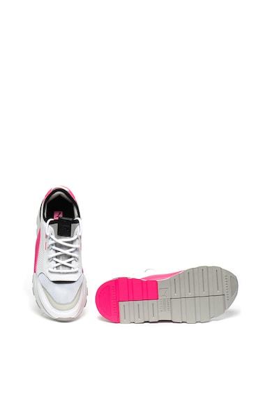 Puma Unisex RS-0 műbőr sneaker női