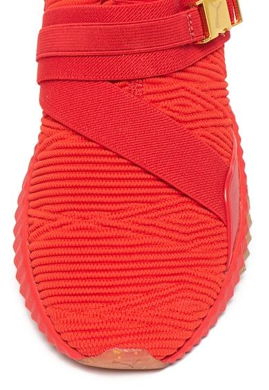 Puma Defy Mid Vardity kötött sneaker női