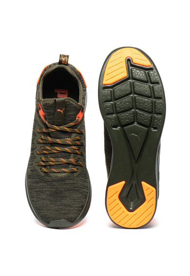 Puma Pantofi sport slip-on pentru alergare Ignite Flash Barbati