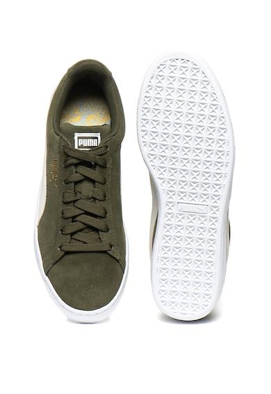 Puma Велурени спортни обувки Classic Мъже