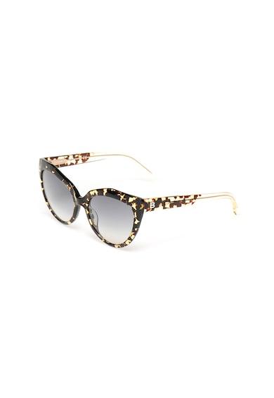 Balenciaga Ochelari de soare cat-eye cu lentile in degrade Femei