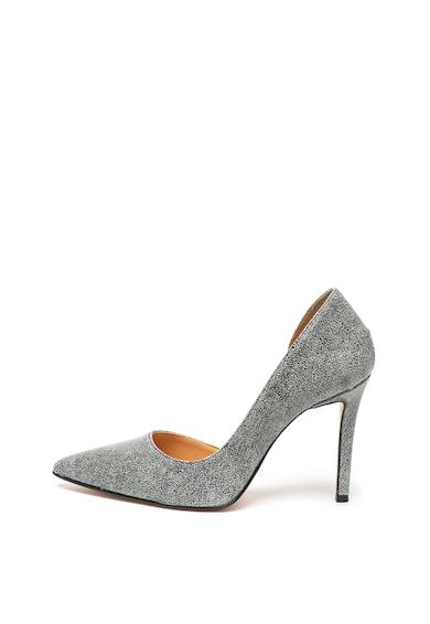 Zee Lane Pantofi stiletto de piele cu varf ascutit Femei
