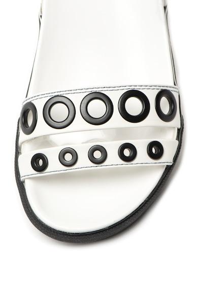 Diesel Grand bőrszandál ergonomikus belső talppal női