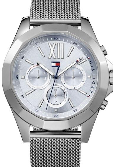Tommy Hilfiger Мултифункционален часовник с метална верижка Жени