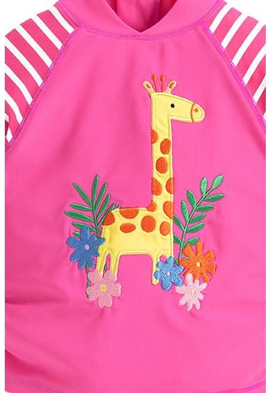 JoJo Maman Bebe Слънцезащитна плажна блуза Момичета