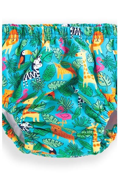 JoJo Maman Bebe Долна част на бански с тропически десен Момчета