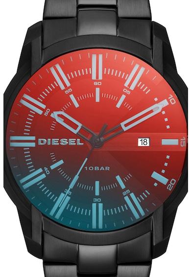 Diesel Ceas cu bratara metalica Barbati