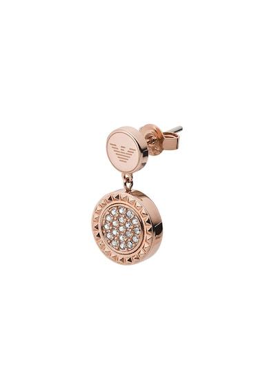 Emporio Armani Fülbevaló cserélhető kiegészítőkkel női