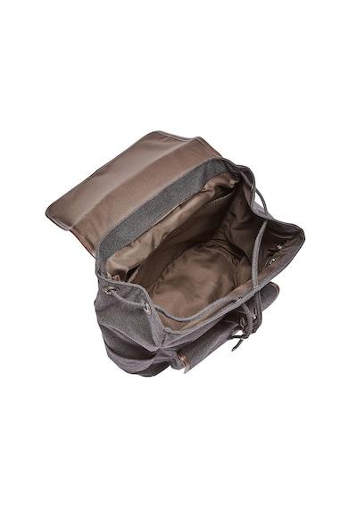 Fossil Buckner hátizsák műbőr szegélyekkel férfi