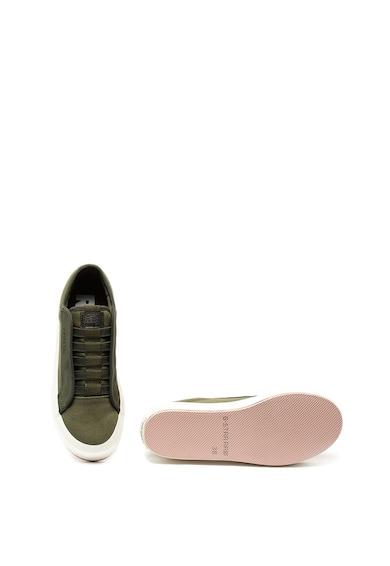 G-Star Raw Pantofi sport flatform slip-on Strett Femei