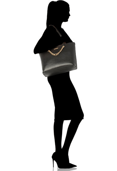 Love Moschino Műbőr shopper fazonú táska női